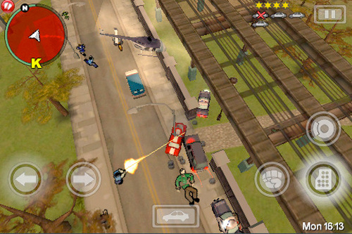 (ds)[50 mb] GTA Chinatown wars lite on android for free ...