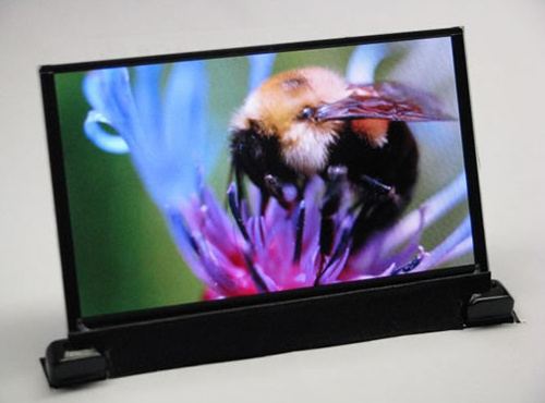 DuPont's Prints 50-Inch OLED Panel In Under 2  Minutes