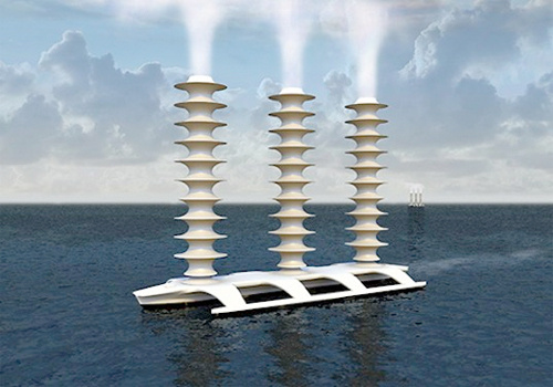 Artificial Clouds That Could Stop Climate Change Receive Investment From Bill Gates