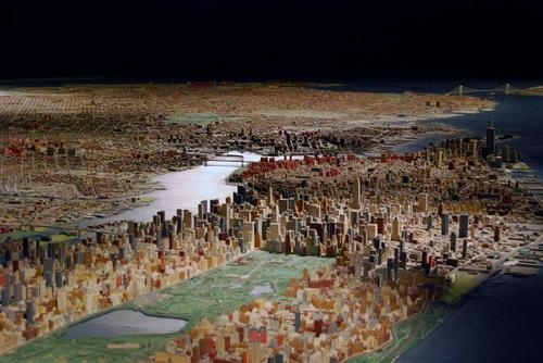 Scanning New York City With Lasers From 3,500 Feet