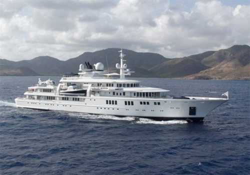 Paul Allen's Yacht Could Be Yours For 8,000,000