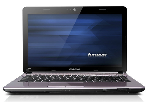 Lenovo's new IdeaPad Z Series has officially published