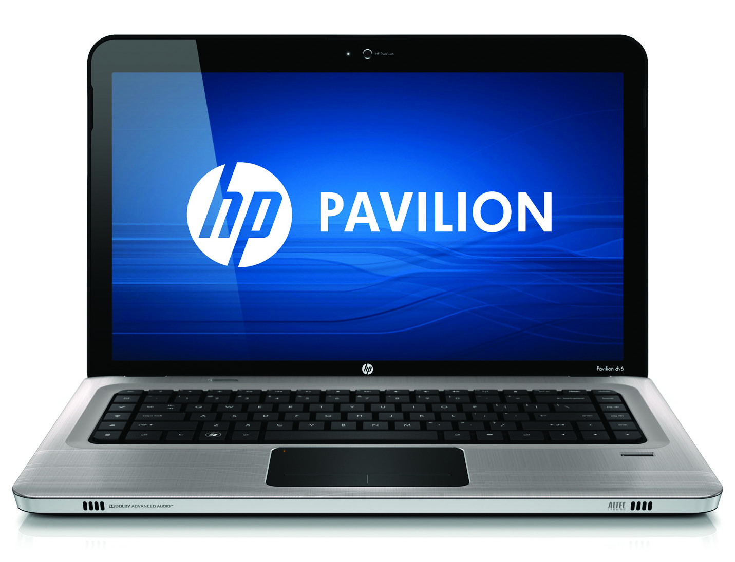 HP Pavilion Dv6: The First Touchscreen Pavilion Notebook