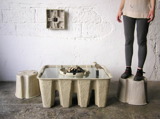 Paper Furniture Or Ostrich Egg Carton Gizmodo Australia
