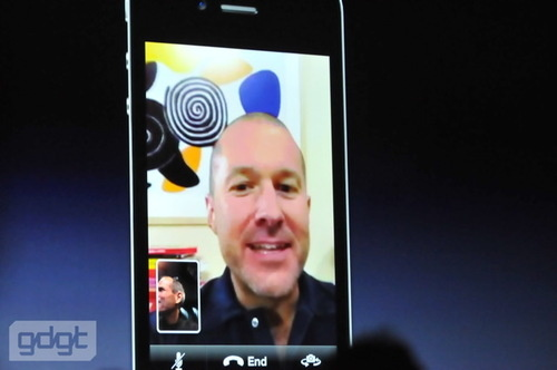 What Is iPhone 4's FaceTime Video Chat?
