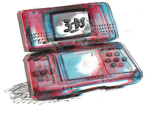 Nintendo 3DS Might Come With 3D Video Chat Feature