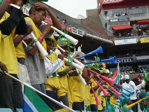 Everything To Know About This World Cup's Annoying Vuvuzela Horns