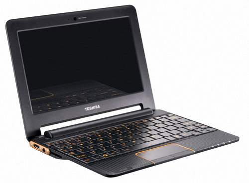 Toshiba AC100 Netbook Runs Android and Has Massive Seven Days of Standby Battery Life