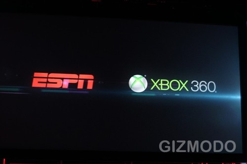 ESPN on Xbox 360 is Free For Gold Members