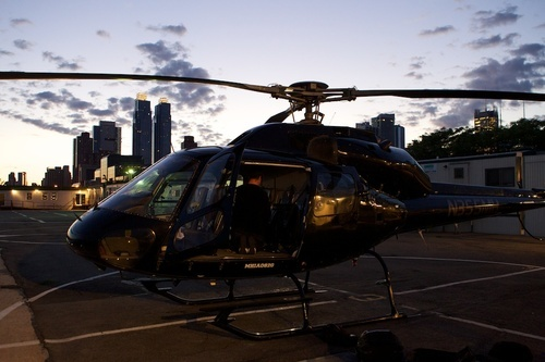A Helicopter Ride With the King of DSLR Video