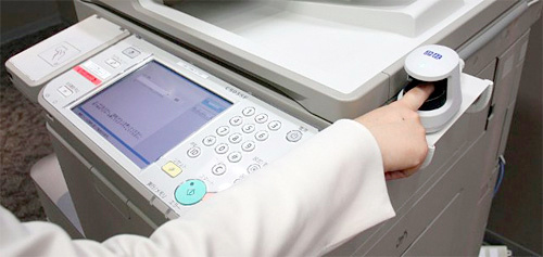 Canon's Cracking Down On Photocopier Abusers, by Adding Fingerprint Scanners