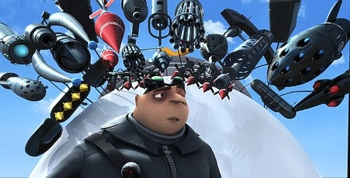 500x despicableme How a Small Studio Pulled Off a Major 3 D Film Using Energy Saving Technology
