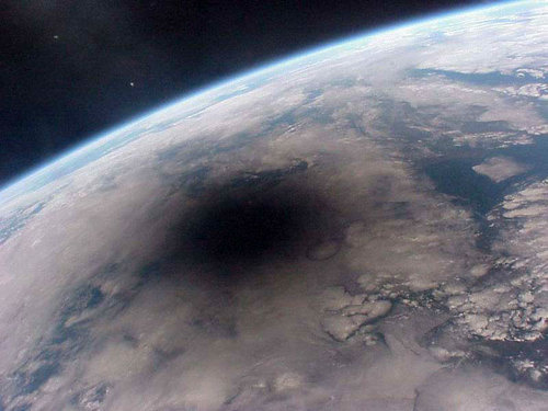 The Best and Strangest Views of Solar Eclipses from Space