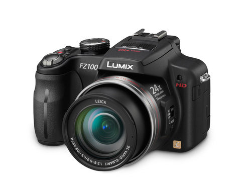 Panasonic FZ100: A Mighty Super Zoom Camera With a New Sensor and 1080p Video