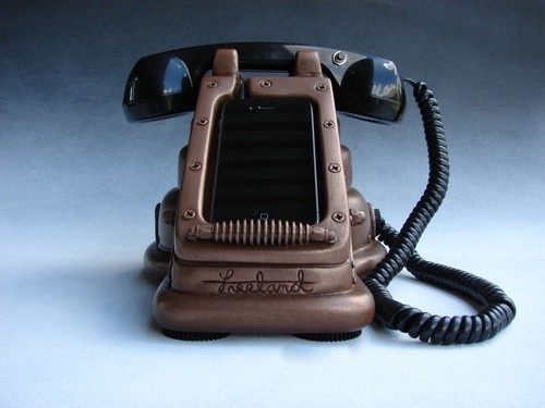Improve Your iPhone's Call Quality  With Gears and Steam