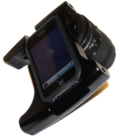 It Happened: An iPhone SLR Lens Mount