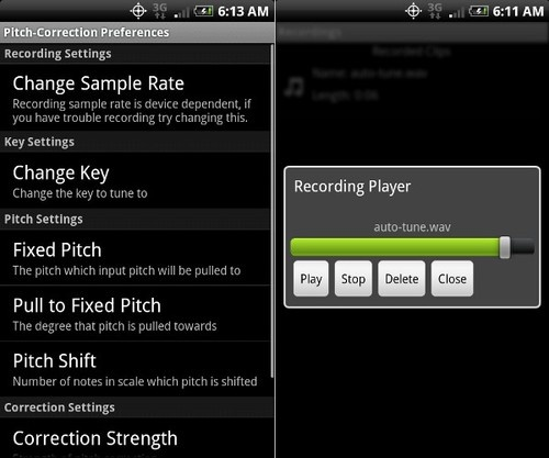 MicDroid: Android Users Get Their Auto-Tune App