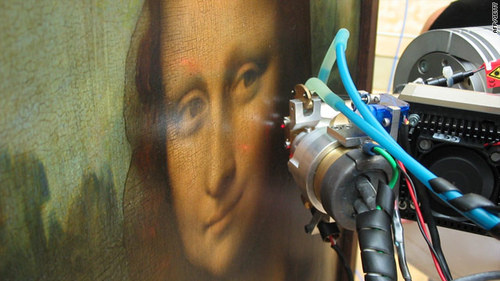 Scientists Crack Mona Lisa's Secret By X-Raying Her
