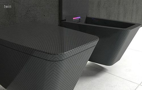 There Has To Be a Logical Reason for the Carbon Fiber Toilet