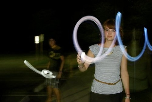 Photobomb Gives New Meaning to Long Exposure