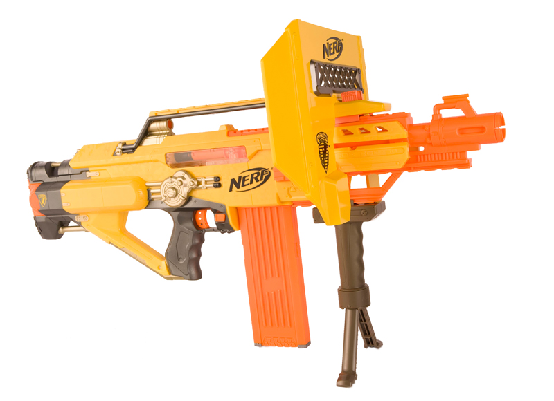 So This Is What Nerf Guns Are Like Now  Huh