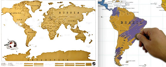 I Hope This World Map For Travellers Is Both Scratch And Sniff – Travellers World Map