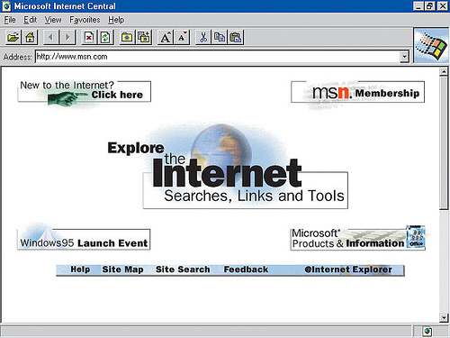 Internet Explorer Turns 15 Today