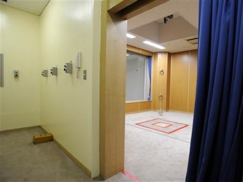 Japan Executions http://www.gizmodo.com.au/2010/08/japan-reveals-its-execution-room-for-the-first-time/