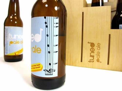 Create an Instrument With Tuned Beer Bottles