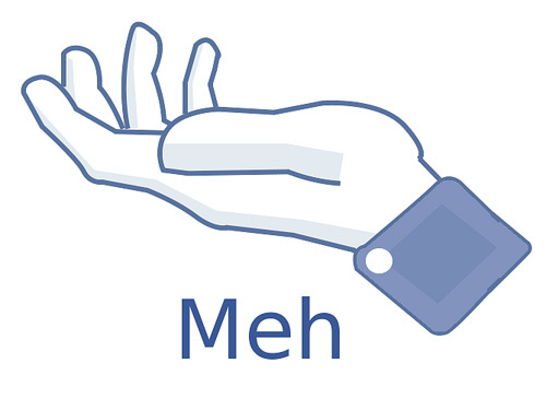 The Only Facebook Button I'd Ever Need