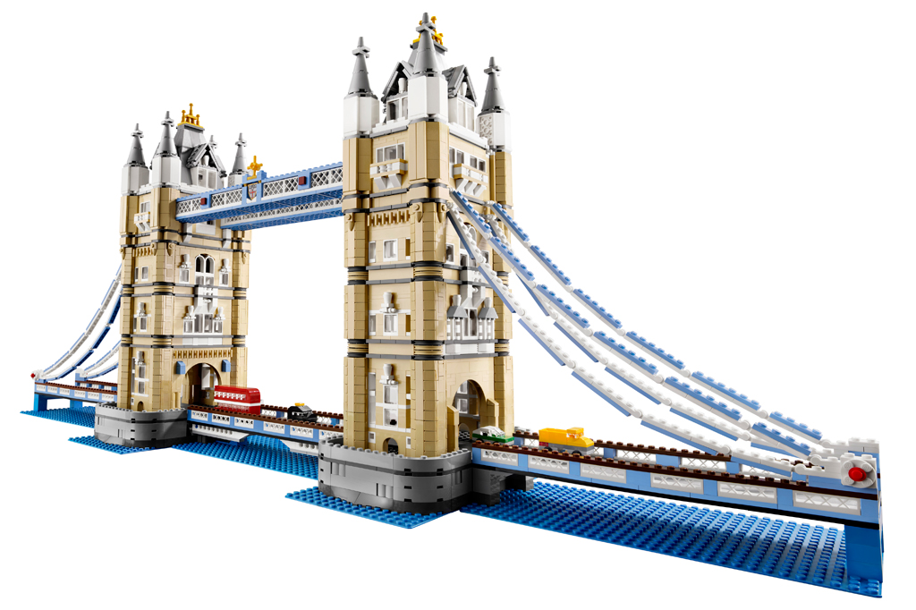 official lego london tower bridge is 40 inches long. Black Bedroom Furniture Sets. Home Design Ideas