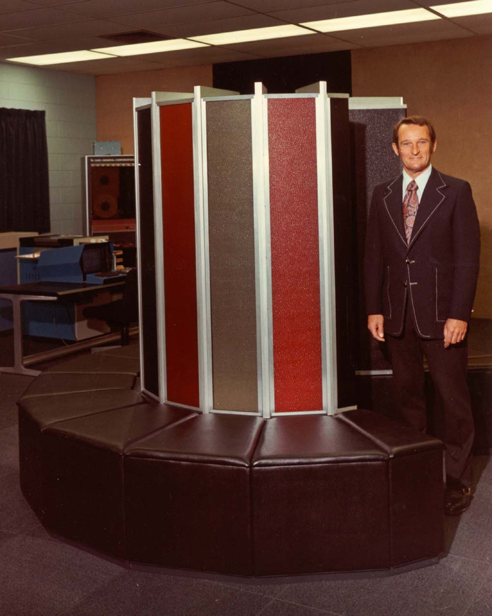 remember supercomputer Cray1