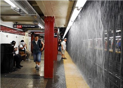 New York's Subway May Not Survive Nicole