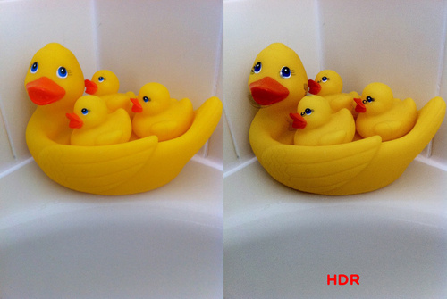 This Is How iOS 4.1 HDR Photos Look In Reality
