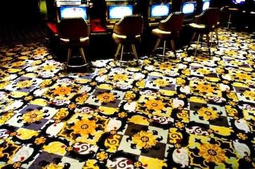 The Ugly Carpets of Vegas are Hideously Clever Social Engineering at Work