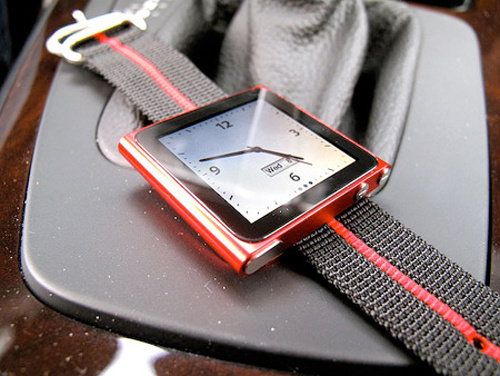 The iPod Nano Watch Is Here and It Is Glorious