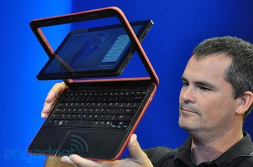 Dell's Inspiron Duo Is a 10 Netbook/Tablet Transformer