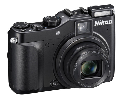 Nikon's First Pro-Worthy Point-and-Shoot