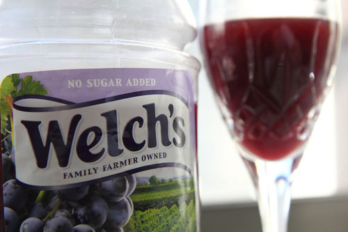 Turning Welch's Into Wine In 48 Hours