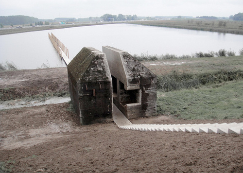 This Dutch Bunker Survived Various Wars, But Not a Team of Architects