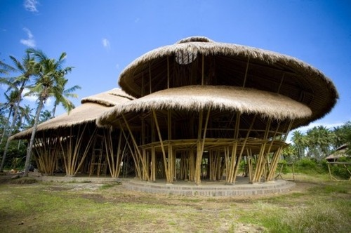 The School from the Beginning of Serenity Actually Exists in Indonesia