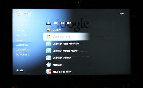 Logitech Revue Google TV Box Full Details: 9 This Month With HD Video Calling