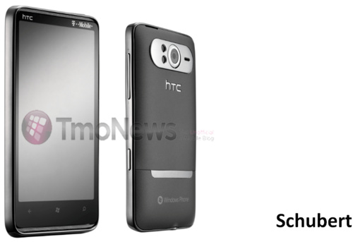 Leaked T-Mobile HTC HD7 Looks Gigantically Awesome