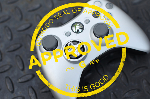 Xbox 360 Transforming Controller Review: I've Got Blisters on Me Fingers