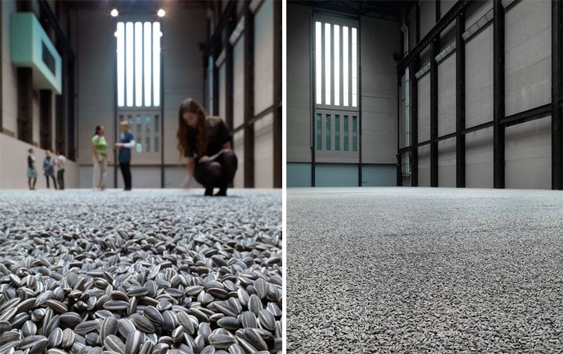 Tate Modern S New Art Installation 100 Million Sunflower