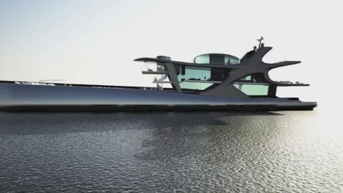 If Apple Made Yachts, They Would Be Like This