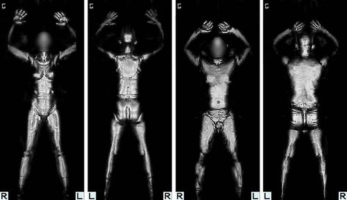 Here's A List of US Airports Currently Using Full Body Scanners