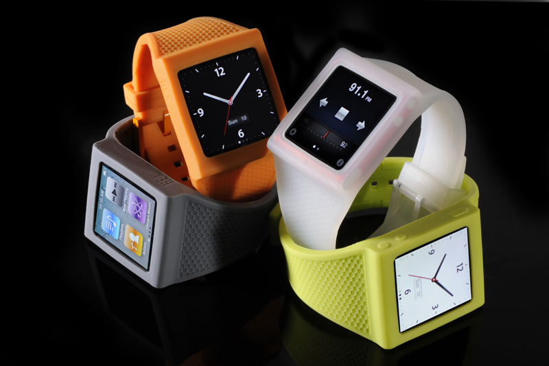 nanowatch Apple entra al mercado de los relojes