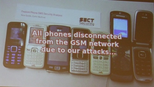 "The Simplest—And Most Common—Cellphones Are Vulnerable To The ""SMS Of Death"""