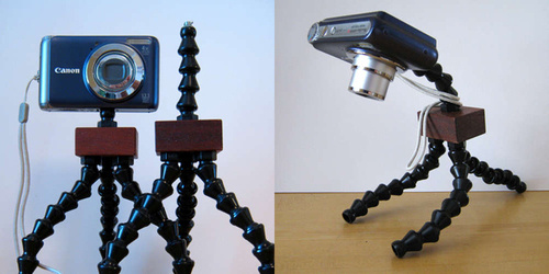 How to Make a DIY Gorillapod